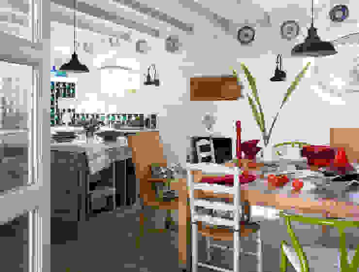Casa Polo Sotogrande Cocinas de estilo moderno de Melian Randolph Moderno