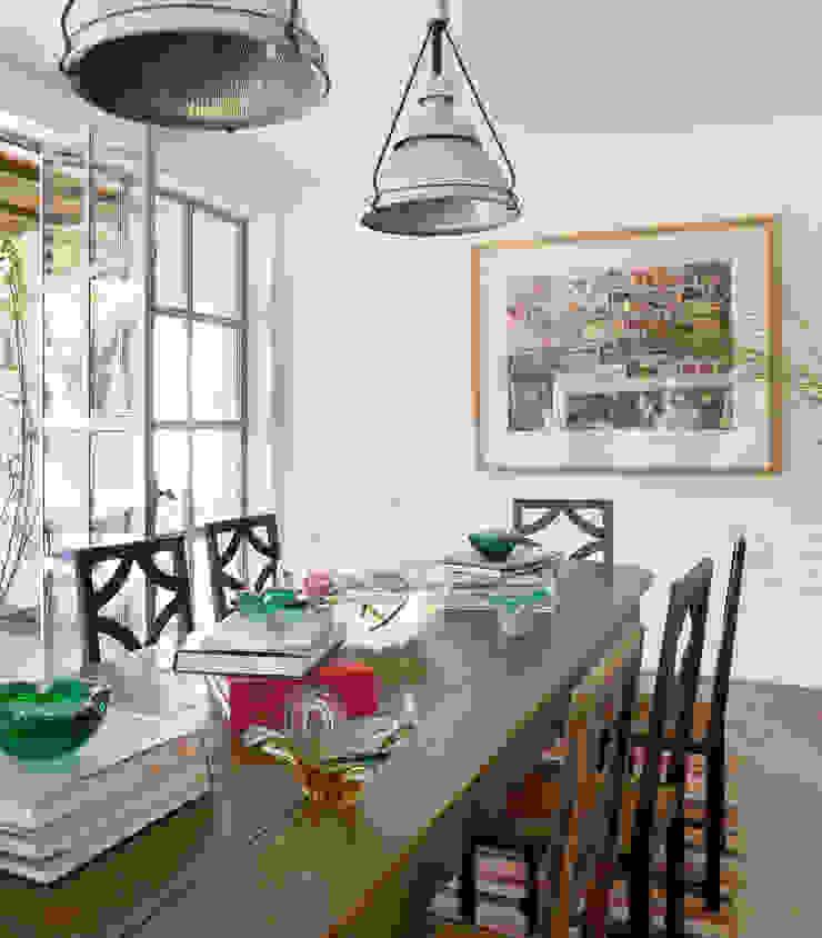 Modern dining room by Melian Randolph Modern