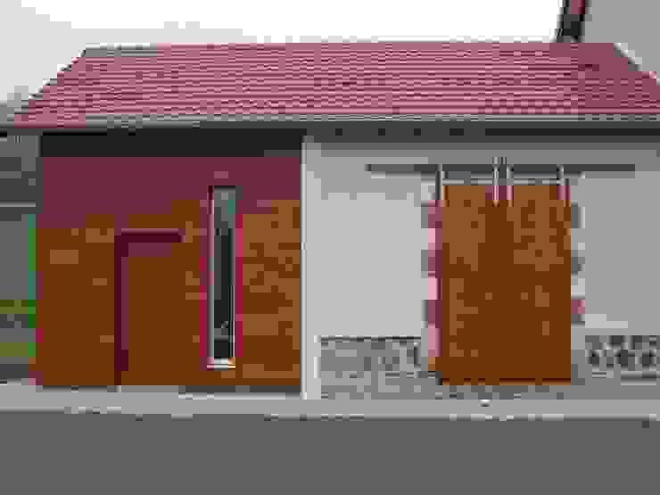 Extension bois Kauri Architecture Maisons modernes