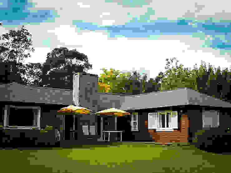 Rumah oleh Chauvín Arquitectura