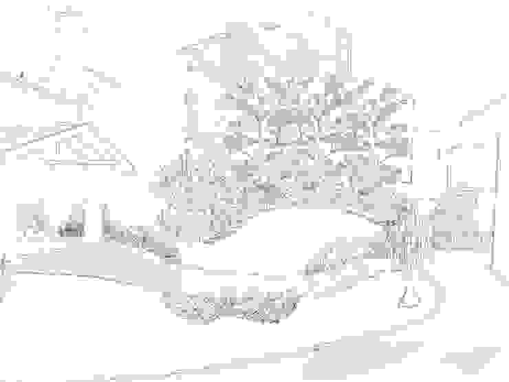 Projeto C.M. Jardins campestres por Amaury Neto Paisagismo Campestre