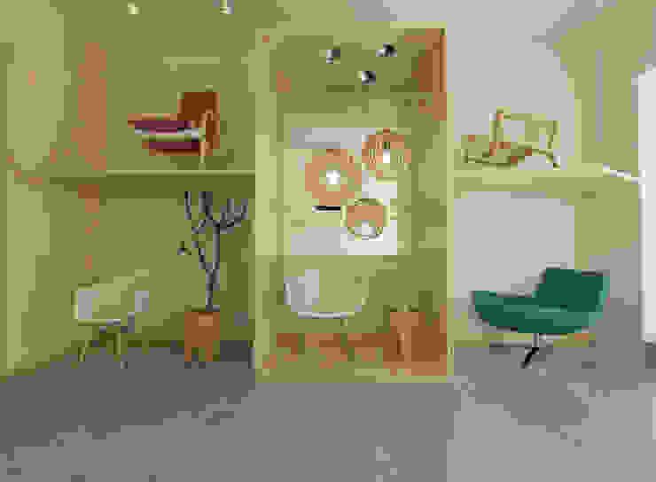 Spaces de Kat & Ibin Moderno