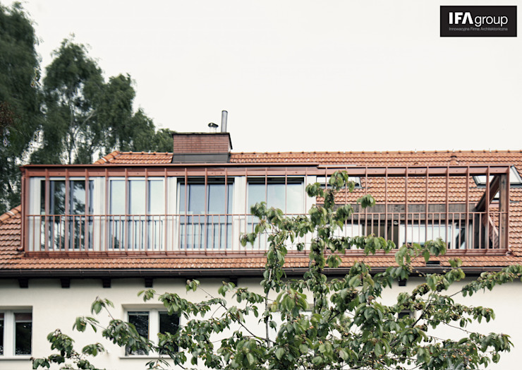 IFA Kamil Domachowski Casas modernas
