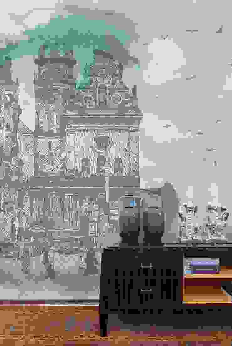 tapety House Frame od Wzorywidze.pl Eklektyczny