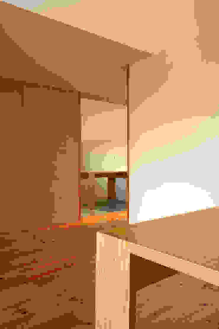 Casa Eira Salas de jantar modernas por SAMF Arquitectos Moderno