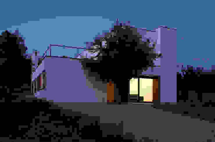 Casa Eira Casas modernas por SAMF Arquitectos Moderno