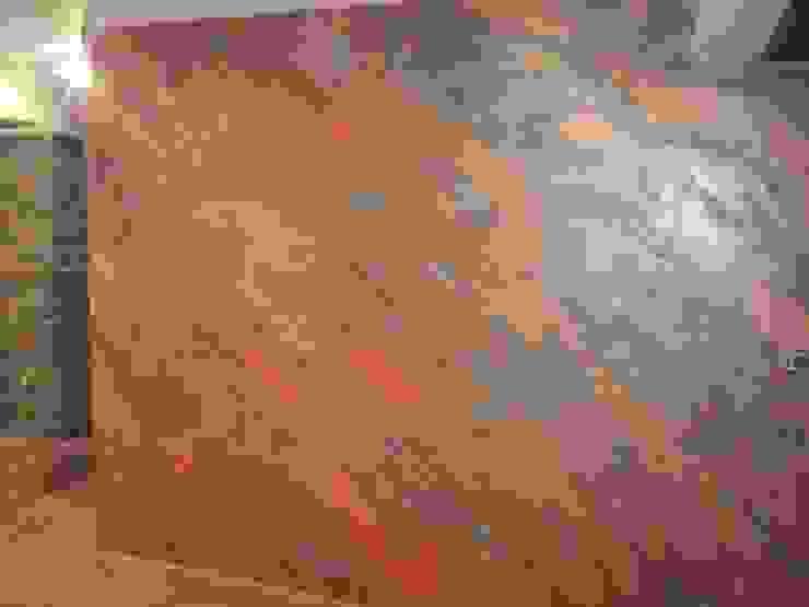 Pintur Arte Paredes y suelos de estilo moderno