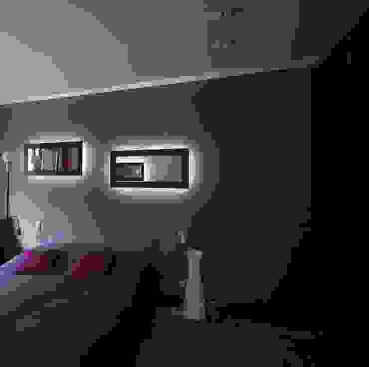 Mieszkanie Nowoczesny salon od 3D2 design art Nowoczesny