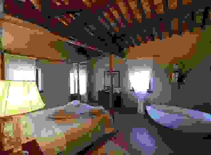 Dormitorios de estilo rústico de Studio Feiffer & Raimondi Rústico