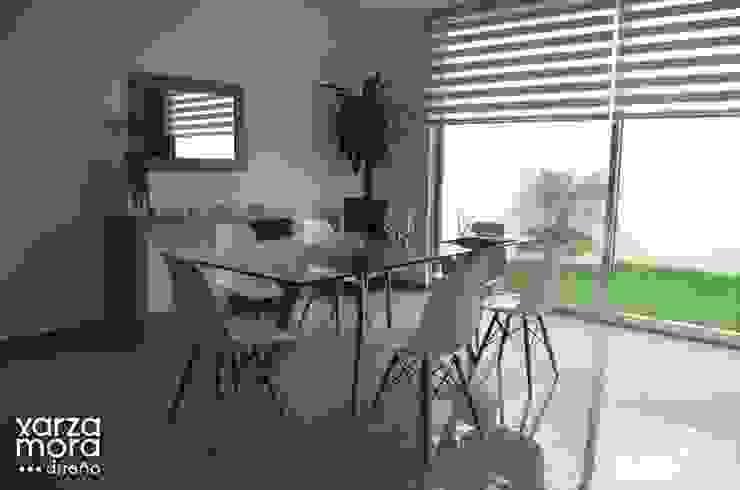 Xarzamora Diseño Minimalist Yemek Odası