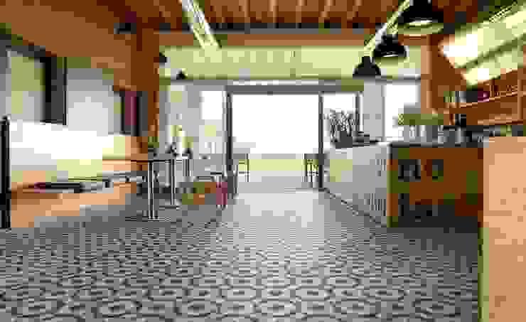 Moderne muren & vloeren van Parmigiana Modern