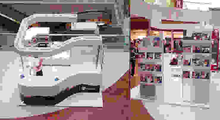 Tecnológico de Monterrey Centros comerciales de estilo minimalista de Xarzamora Diseño Minimalista