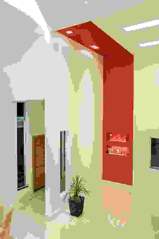 projeto Casas modernas por Dani Sanabria Arquitetura e Interiores Moderno