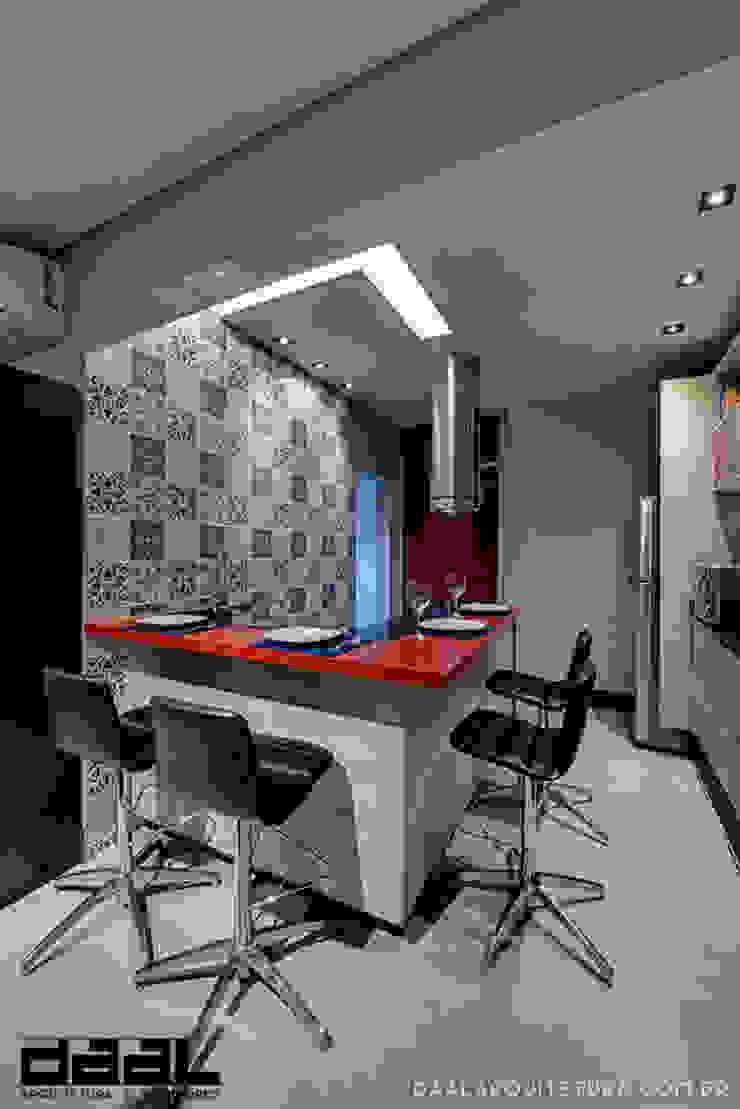 projeto Cozinhas modernas por taynadaval Moderno