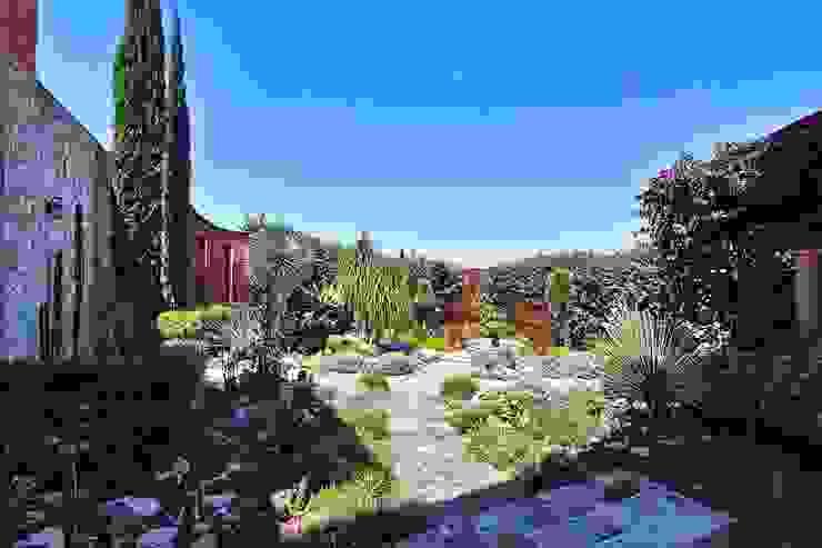 Terra Classic style garden