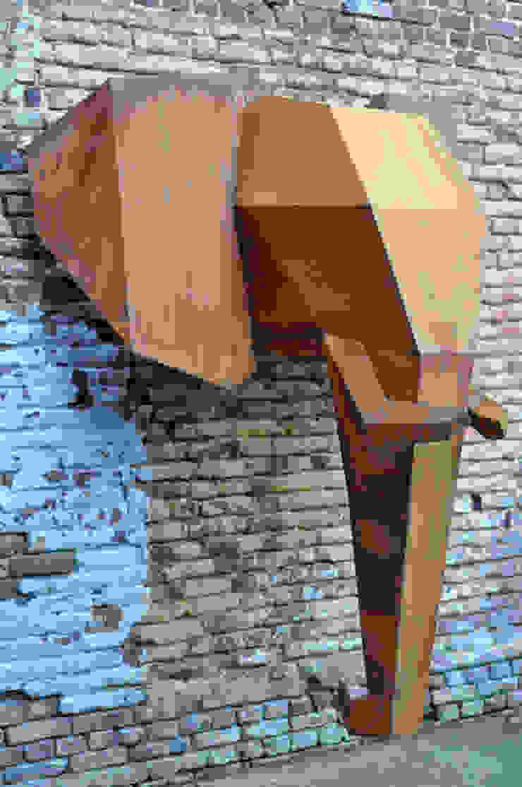 Trophy Industrial style houses by Fabian von Spreckelsen Industrial Iron/Steel
