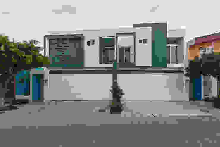 Casas Trapecio INDICO Casas modernas