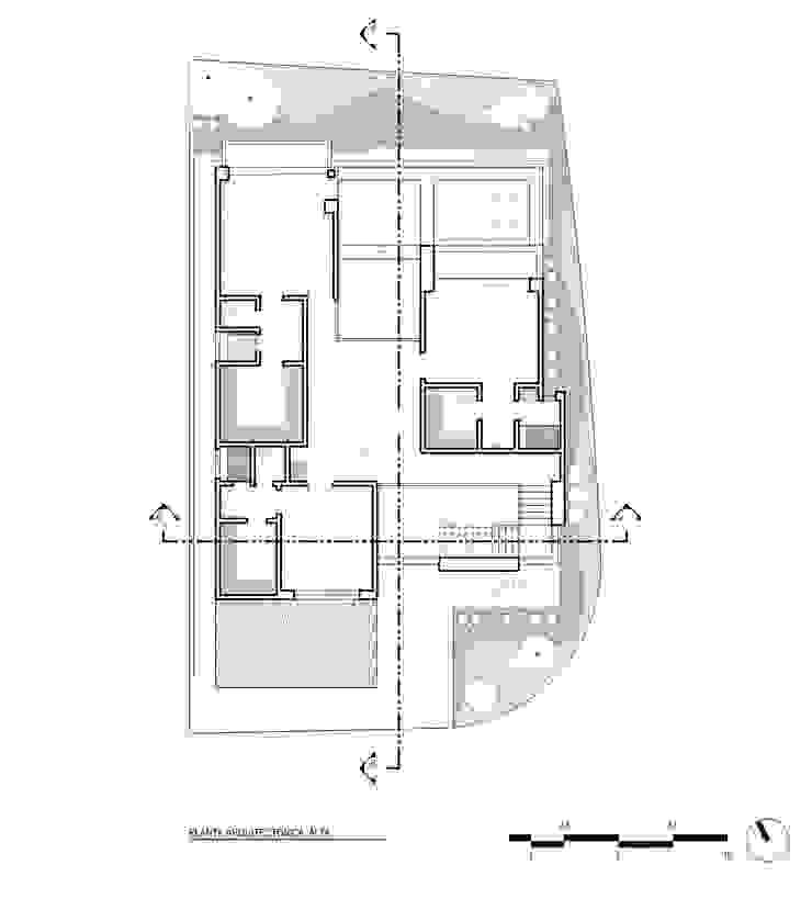 modern  von Imativa Arquitectos, Modern
