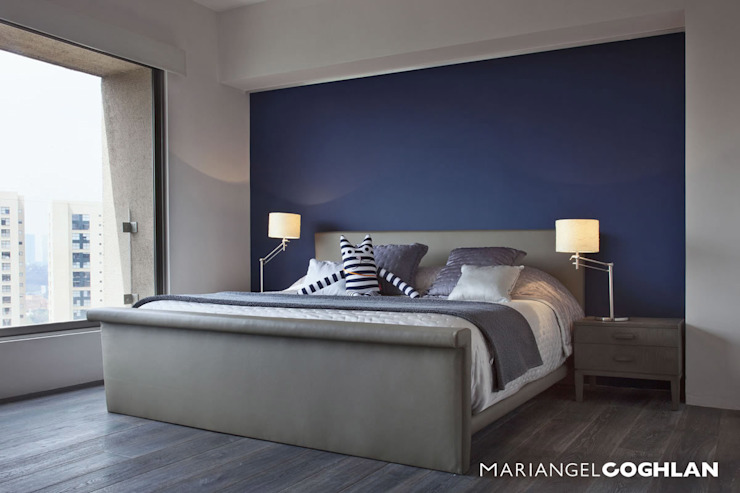 Bedroom by MARIANGEL COGHLAN, Modern