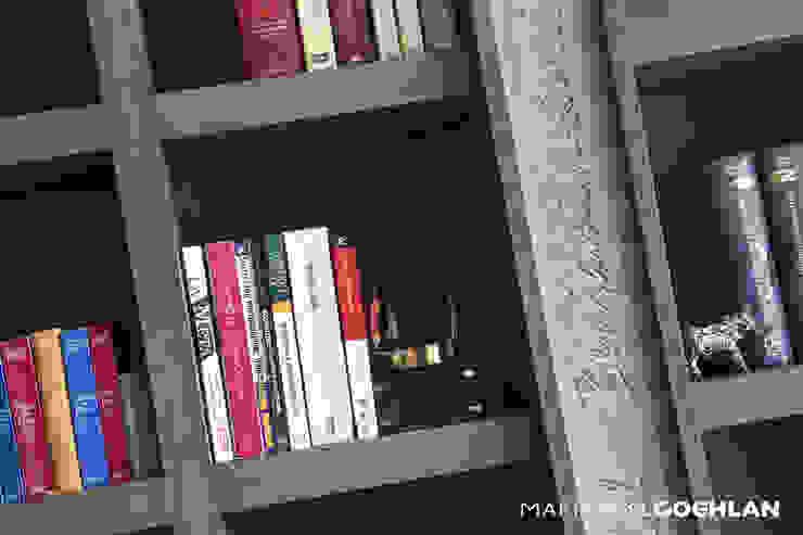 "Colección ""Huella"" de MARIANGEL COGHLAN Moderno"