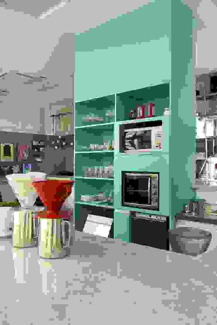 Mandril Arquitetura + Interiores - Sofá Café Espaços gastronômicos modernos por Mariana Orsi Fotografia Moderno