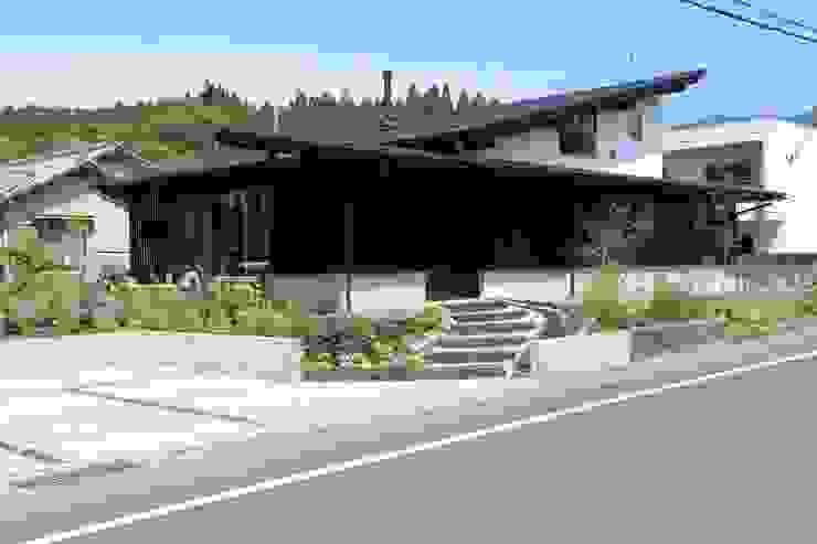 薪ストーブの家 群馬県 中之条町 オリジナルな 家 の 田村建築設計工房 オリジナル