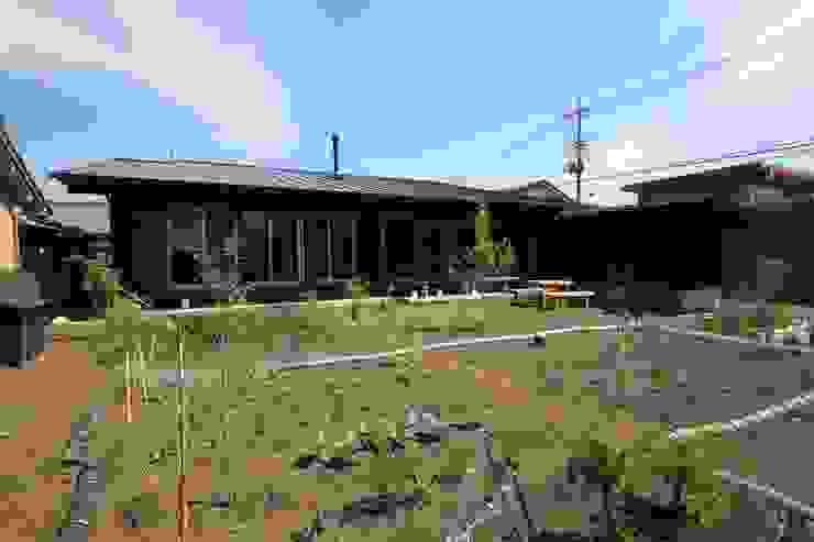 에클레틱 주택 by 田村建築設計工房 에클레틱 (Eclectic)
