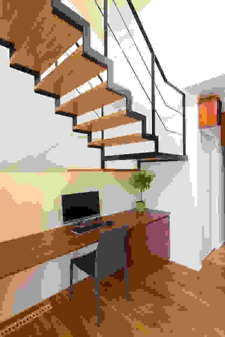 河内長野の家 モダンデザインの 多目的室 の 株式会社 atelier waon モダン