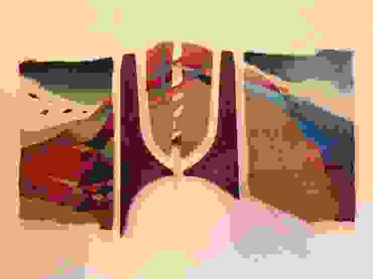 """""""Paisagem ao Sul"""": Arte  por Guida Fonseca Textila Art,"""
