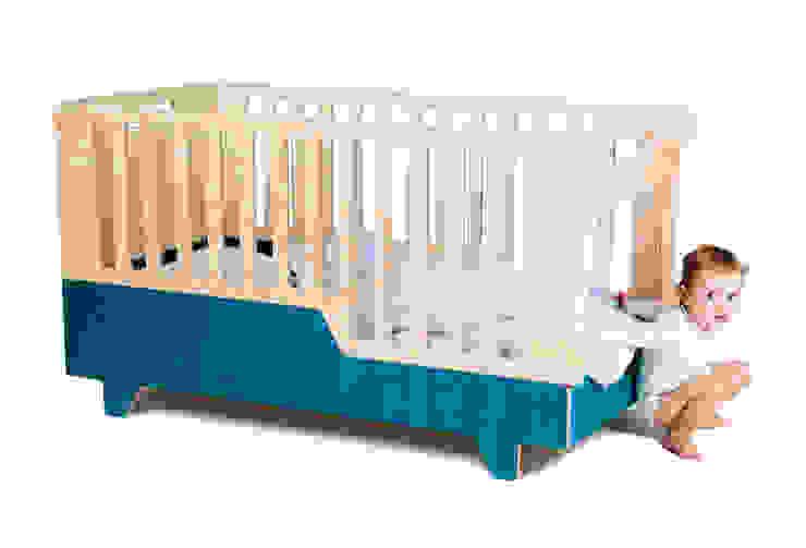 modern  by Kidskoje, Modern Engineered Wood Transparent