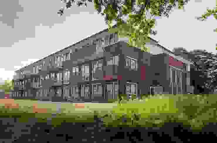 De Hucht te Wacheningen Klassieke huizen van Jorissen Simonetti Klassiek