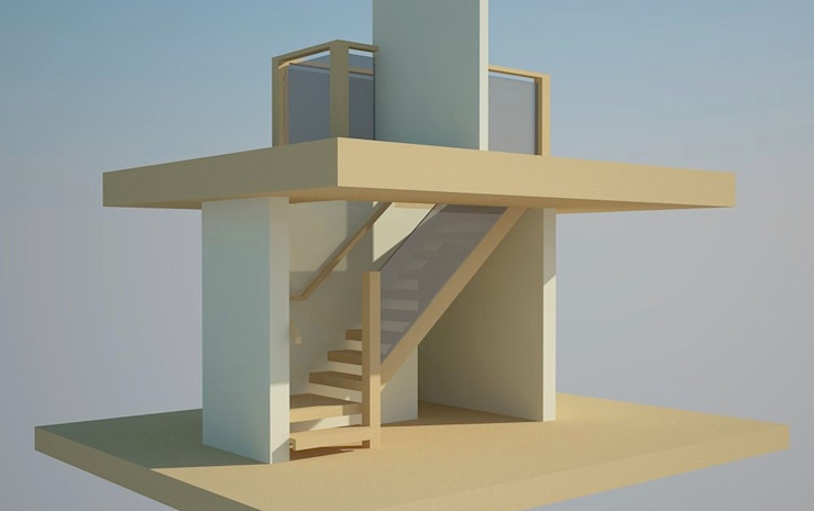 modern  by Hamon Architects, Modern