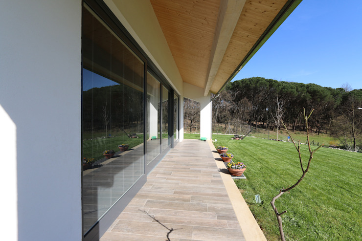 Modern houses by marco carlini architetto Modern