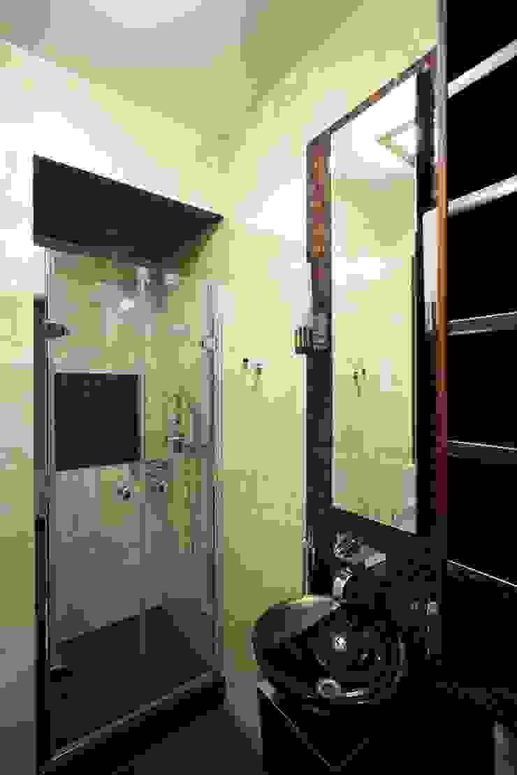 Борисоглебский квартира Ванная комната в эклектичном стиле от bakhmetiev.com Эклектичный
