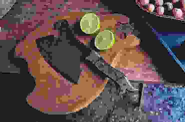 Cocinas de estilo  por D2 Studio, Escandinavo Madera Acabado en madera