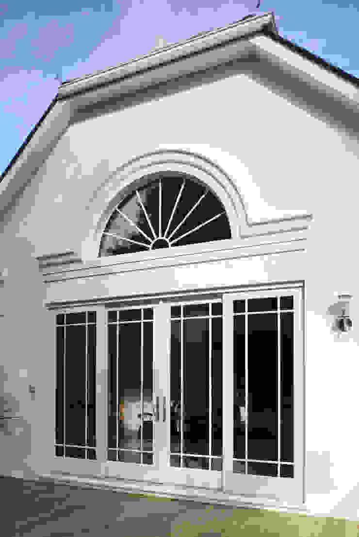 Sliding Doors Marvin Windows and Doors UK Pintu & Jendela Gaya Klasik