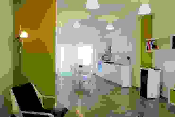 Projekty,  Kuchnia zaprojektowane przez Laboratorio di Progettazione Claudio Criscione Design ,