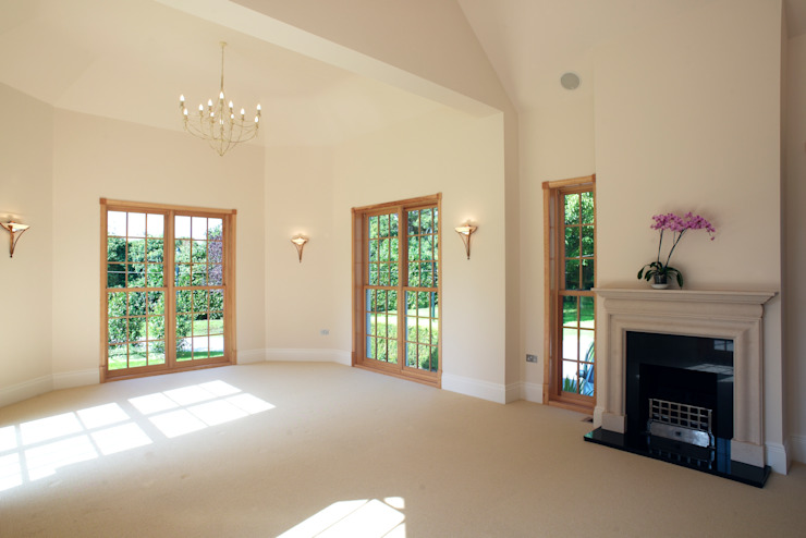 Timber Windows Classic windows & doors by Marvin Windows and Doors UK Classic