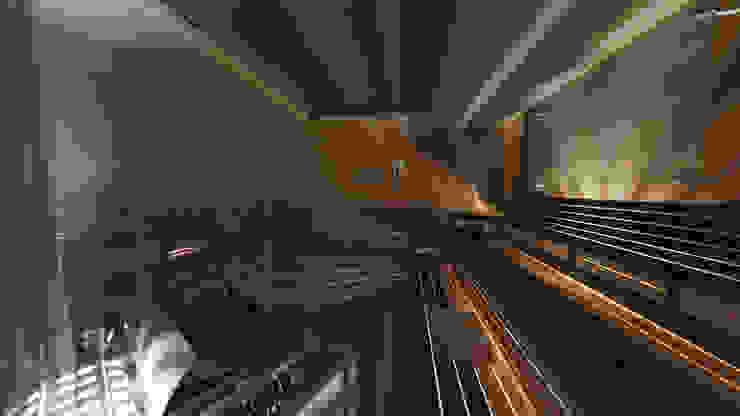 Modern Spa by Artscale Modern