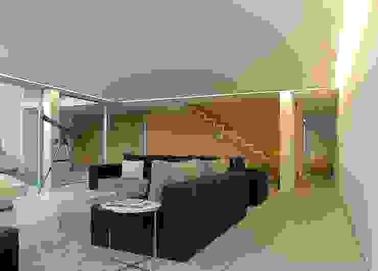 Sala de estar: Salas de estar  por João Laranja Queirós,