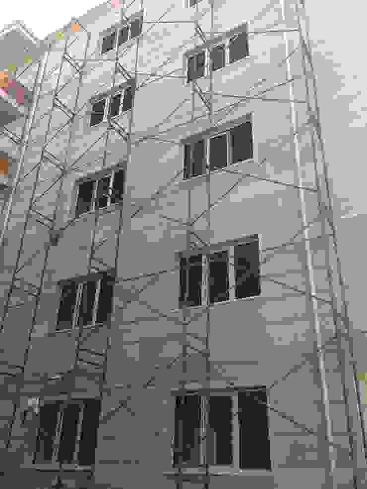 TOKGÖZ İNŞAAT KONUT İNŞAATI 10 ADET DAİRE Modern Evler TOKGOZ İNŞAAT VE OTOMOTİV Modern