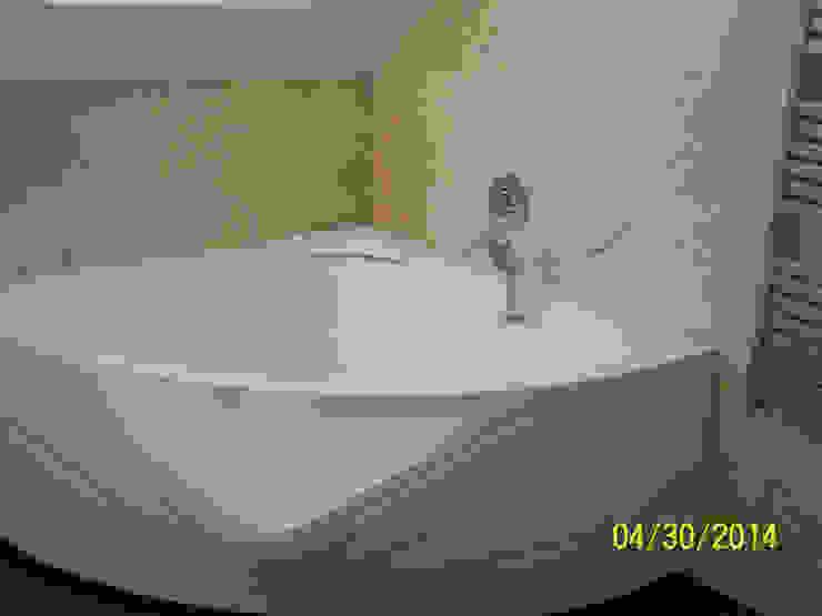 Merkam - Łódź ul. Św. Jerzego 9 BathroomDecoration Marmer Beige