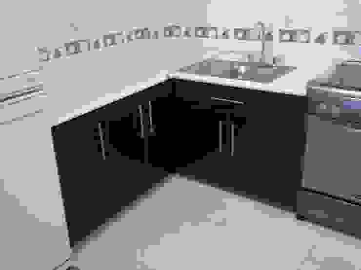 Cocinas de Carpintería González Moderno