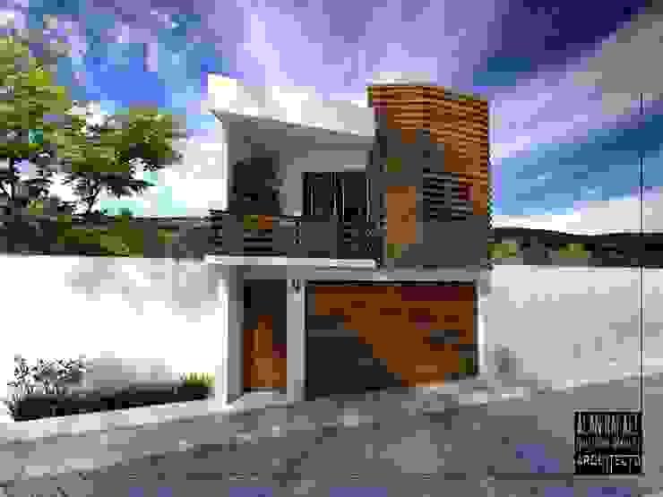 Casa DC Casas modernas de Arquitecto Alan RGA Moderno