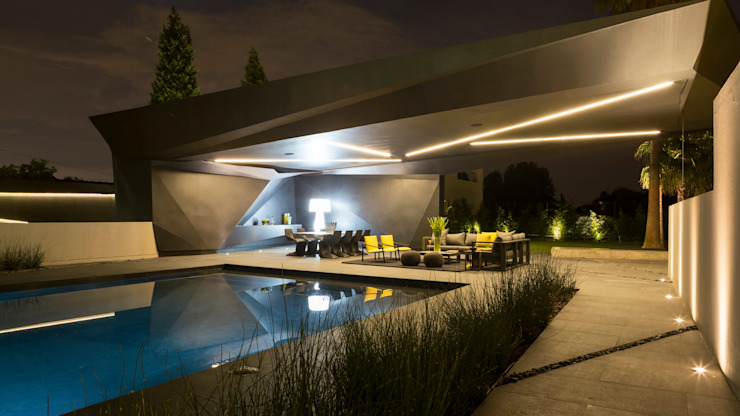 Terrace by Nico Van Der Meulen Architects ,
