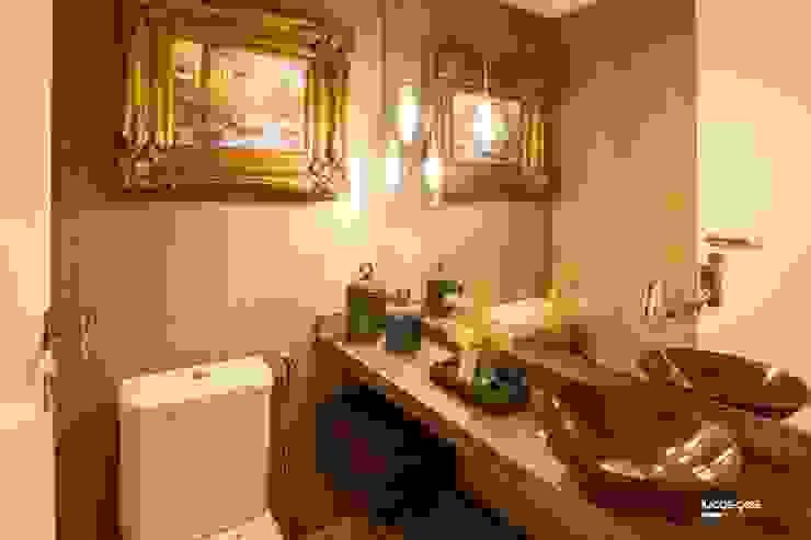 Apartamento Banheiros modernos por Artenova Interiores Moderno