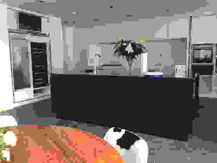 29 Firs Walk Modern kitchen by IDL Modern