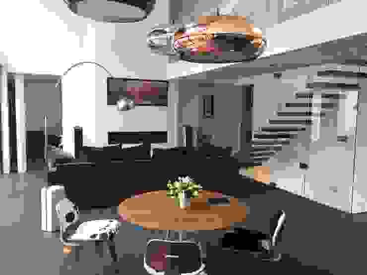 29 Firs Walk Modern dining room by IDL Modern