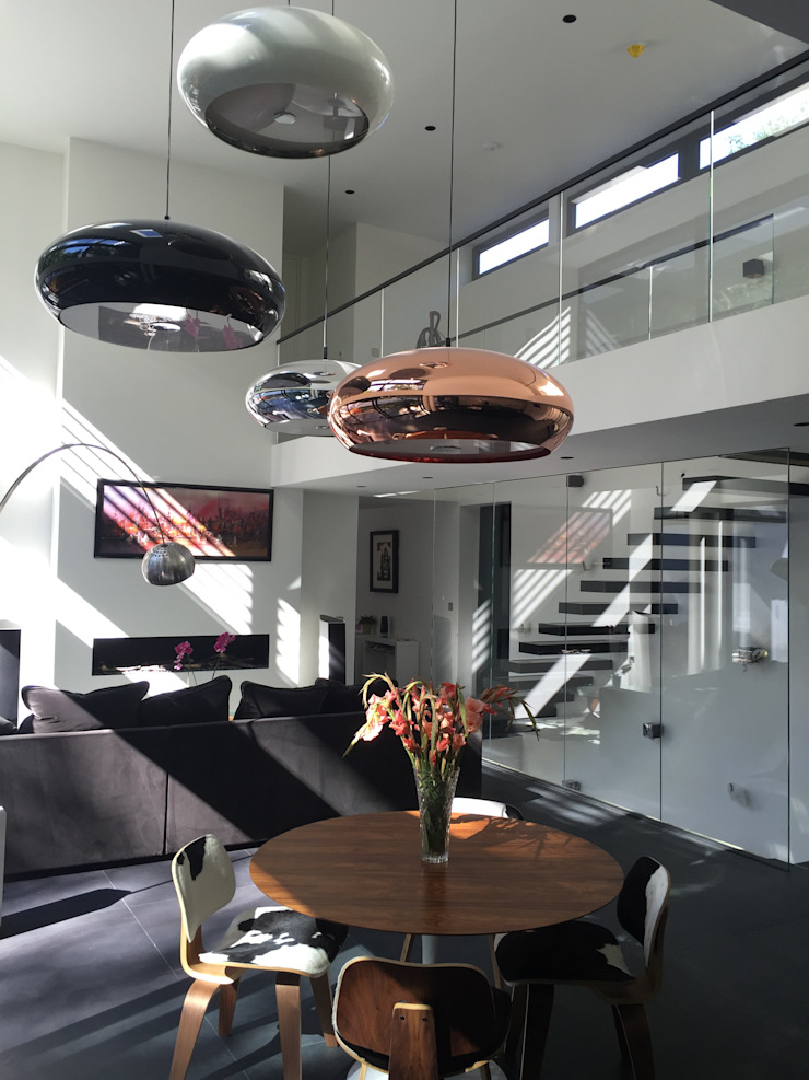 29 Firs Walk Modern living room by IDL Modern