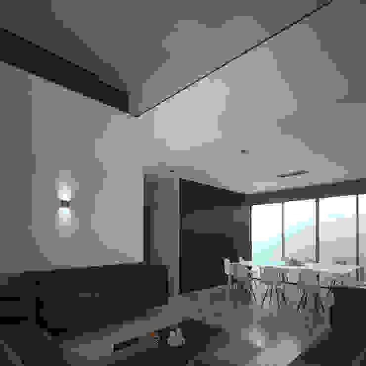 Salas de estilo  por RTstudio, Minimalista